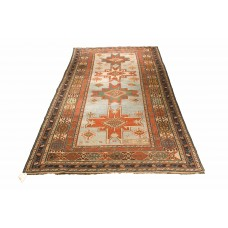 ANTIQUE WOOLLEN SHIRVAN RUG